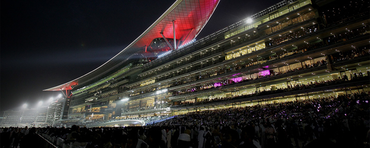 <strong>Dubai World Cup</strong><br>Dubai, UAE