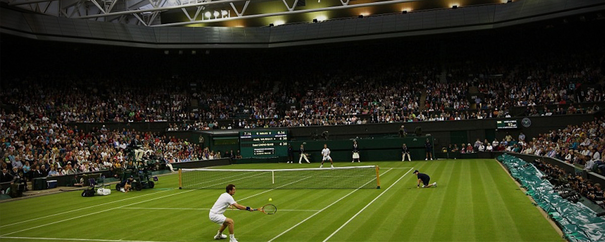 <strong>Wimbledon Tennis</strong><br>London, UK